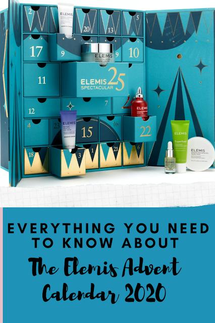 Elemis Advent Calendar 2020 - On Sale Now