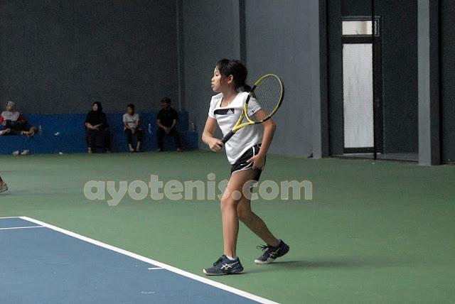 Kejurnas Tenis New Armada Cup XXIV: Petenis Yunior Ibukota Melaju ke Putaran 2