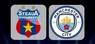 شاهد مباراة مانشستر سيتي وستيوا بوخارست فى دوري أبطال أوروبا