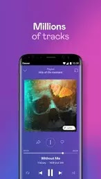 Deezer Music Player Premium v6.1.22.49 Mod Apk