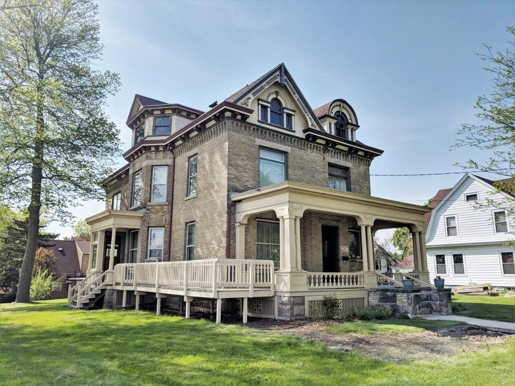 Stupendous Sweet House Dreams 1900 Brick Victorian In Watertown Wisconsin Beutiful Home Inspiration Ommitmahrainfo