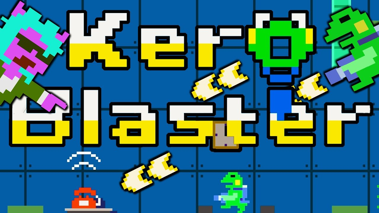Programa 10x07 (04-11-2016) 'Kero Blaster'   Maxresdefault