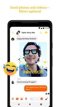 تنزيل Messenger لنظام Android - مجانًا - أحدث إصدار
