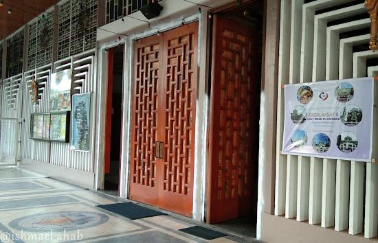 Doors of St. Francis Church