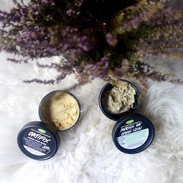 LUSH - Moc ręcznie robionych kosmetyków.