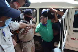 थाना कोहेफिजा को मिला तीन दिन का पुलिस रिमाण्ड
