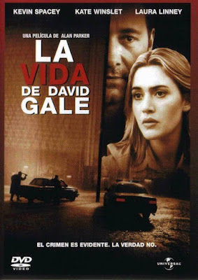 The Life of David Gale 2003 DVDR NTSC Latino