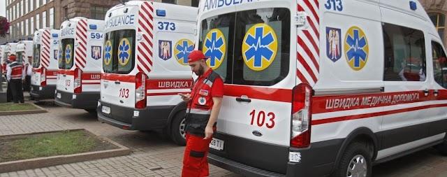 У Києві нетверезий чоловік напав на медиків швидкої допомоги