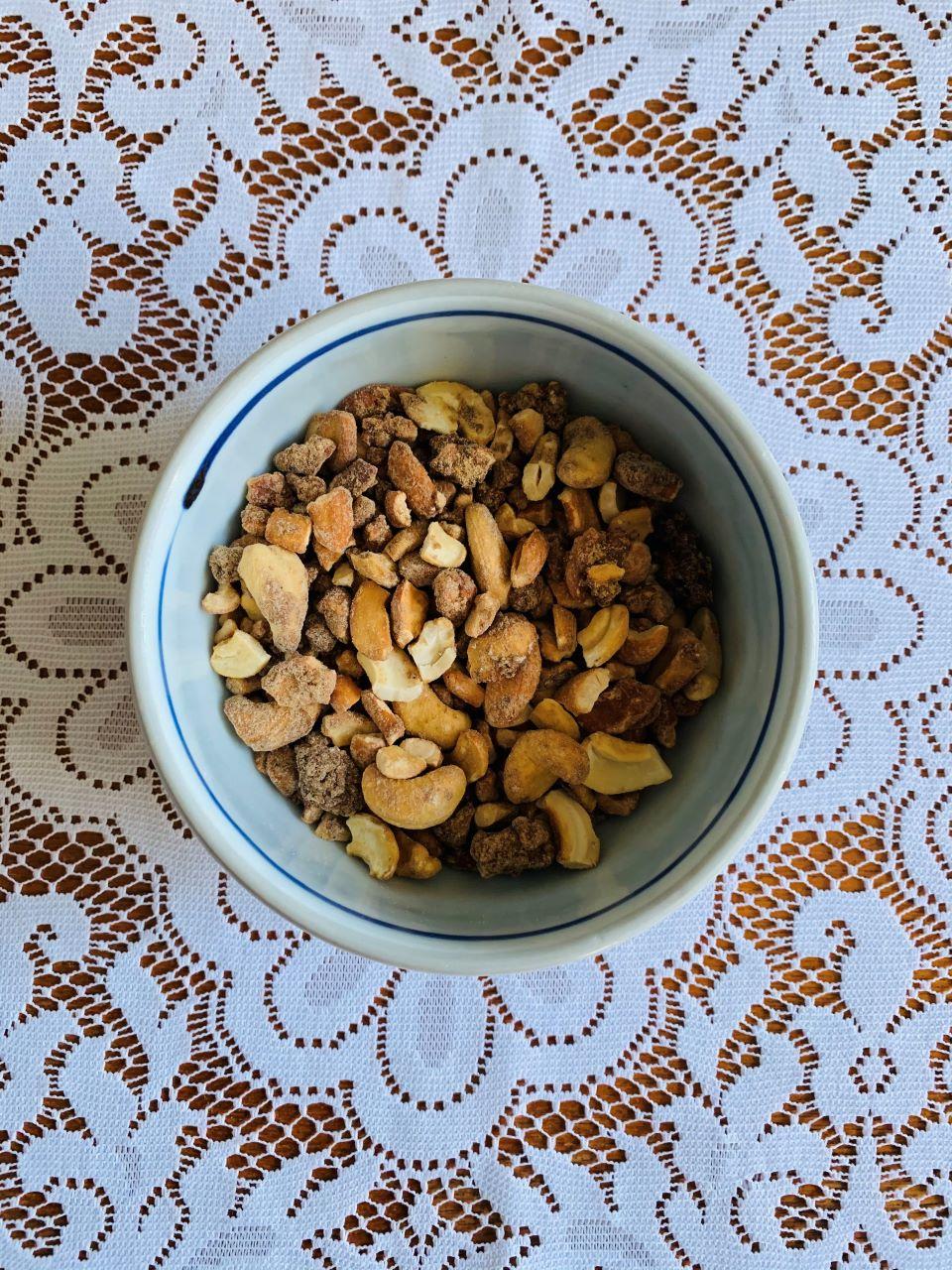 Irish Stout infused Cashews