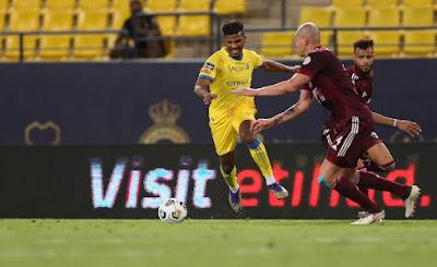 ملخص اهداف مباراة النصر والفيصلي (4-3) الدوري السعودي