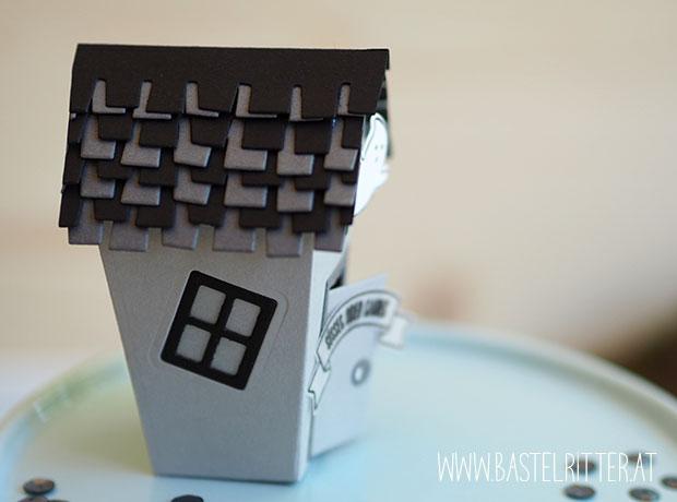 Ein Haus für alle Fälle Home sweet Home Stampin' up! Bastelritter