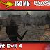 تحميل لعبة resident evil 4 للاندرويد أوفلاين للهواتف الضعيفة برابط مباشر من ميديا فاير