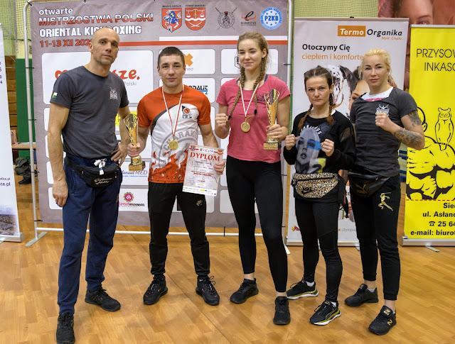 MP Oriental Kickboxing-Siedlce 2020