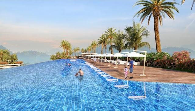 Dự án Sunshine Heritage Resort Cẩm Đình Hà Nội phúc thọ