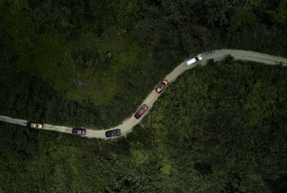 Trải nghiệm bộ ba xe Nissan mới nhất với hành trình Go Anywhere tại Malaysia