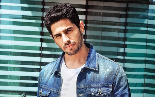 images of sidharth malhotra at gq event