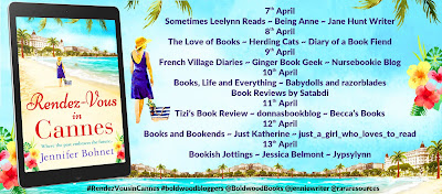 French Village Diaries book review Rendez-Vous in Cannes by Jennifer Bohnet