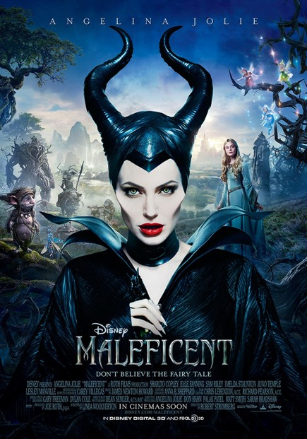 """Maleficent (2014)"" movie review by Glen Tripollo"