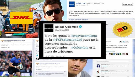 5 grandes gazapos en redes sociales dentro del mundo del deporte