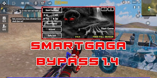 PUBG MOBILE v1.4 Season 19 Free SMARTGAGA Bypass