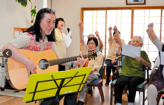 Gitaris Godiego Takami Asano Meninggal di usia 68
