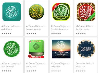 5 Aplikasi Al Quran dan Terjemahan Indonesia Terbaik 2020