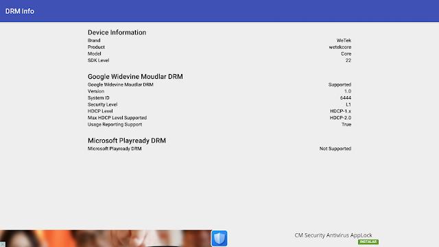 Análise WeTek Core Android Box 63