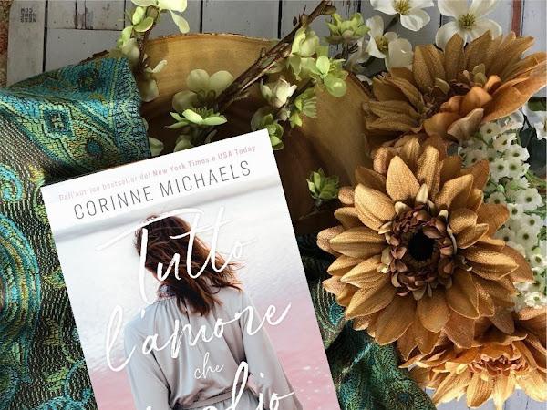 Cover Reveal Tutto L'amore Che Voglio di Corinne Michaels