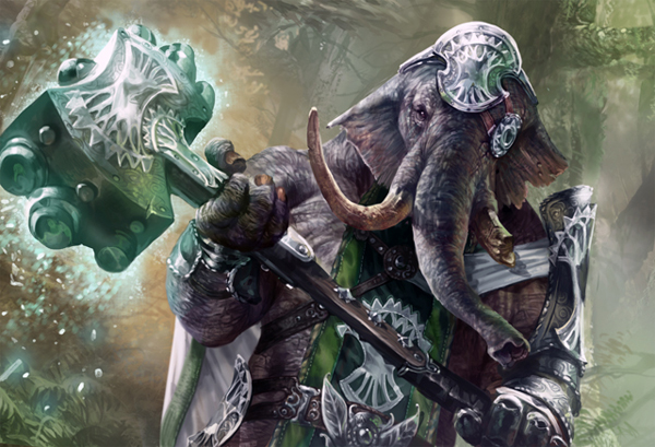 Keeper Garrun, Dhiirin, Ephrys and Allies
