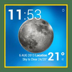Weather Animated Widgets v6.10 APK 2015 Download