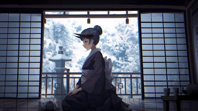 anime keren cantik