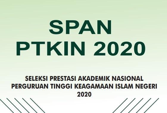 JURUSAN SPAN-PTKIN 2020 SPANPTKIN 2020