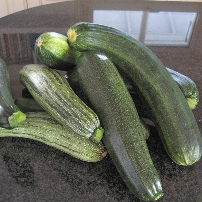 melon med grønt skall