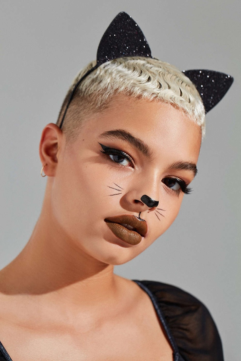Urban Outfitters Shimmer Cat Ears $10