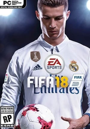 Fifa 18 Jogos Torrent Download capa