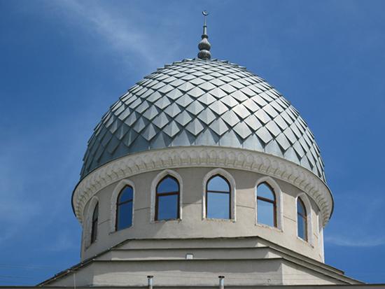 8 gambar bentuk atap kubah