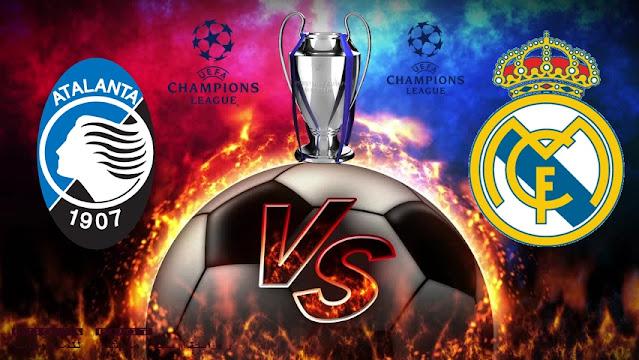 بث مباشرمباراة أتلانتا و ريال مدريد في بطولة  دوري أبطال أوروبا
