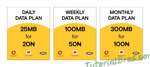 These data plans allow you to browse more with Opera Mini or Opera News while it also allows you to