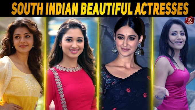 Top 20 South Indian Actresses with Names and Photos!