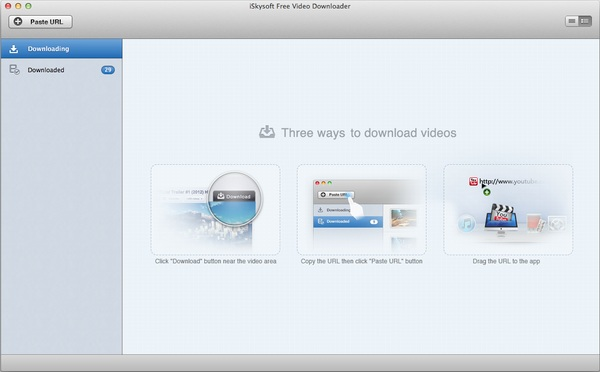 Mac Software: The Insight Review of iSkysoft Video Downloader