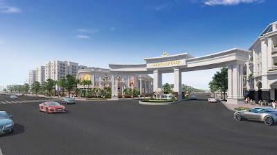 Dự án Century City Long Thành Đồng Nai: Century Kim Oanh Bình Sơn