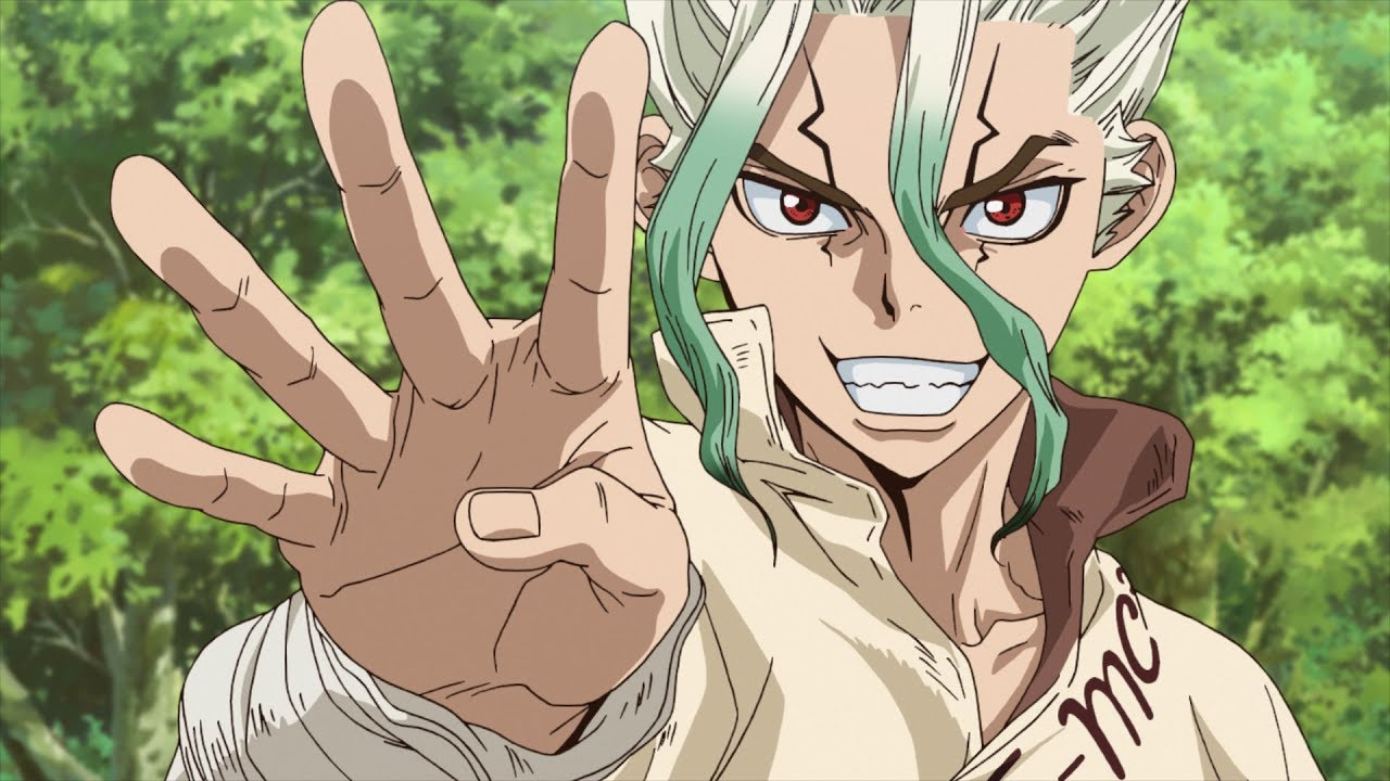 Dr Stone Anime Release Date New Trailer Anime News And Facts