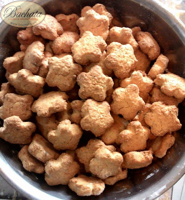 Bánh quy (bánh cookie) cho người Việt