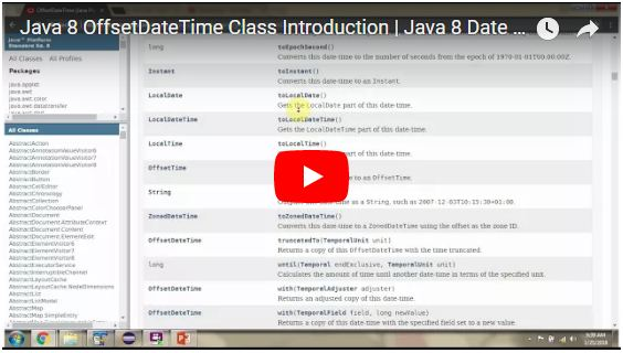 Offsetdatetime to local dating