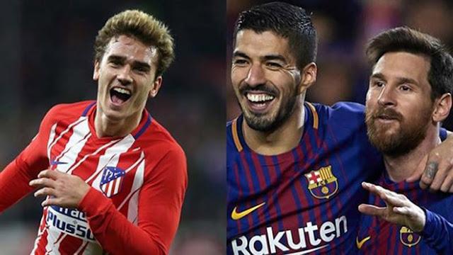"""Barca siêu khủng mùa tới: Griezmann trợ chiến Messi và 2 """"bom tấn"""" Ajax 2"""