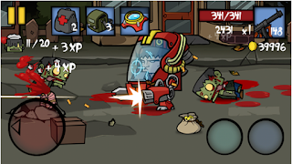 Download Zombie Age 2 Apk Mod v1.2.3 Money Free For Android