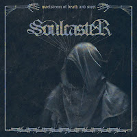 "Το ep των Soulcaster ""Maelstrom of Death and Steel"""