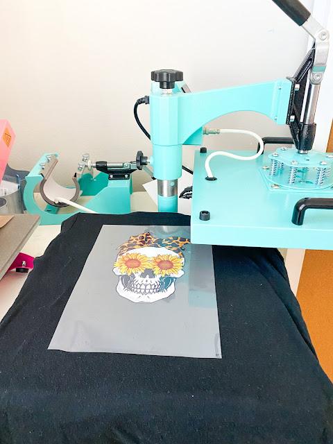 white toner printer, uninet icolor, printable materials, printer issues, heat press