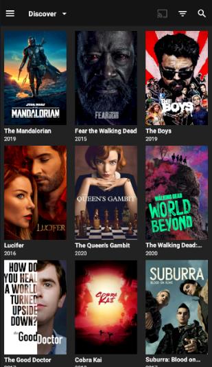Netflix Trending