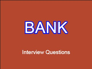 50 Top Bank Interview Questions and Answers {Updated} - Baba